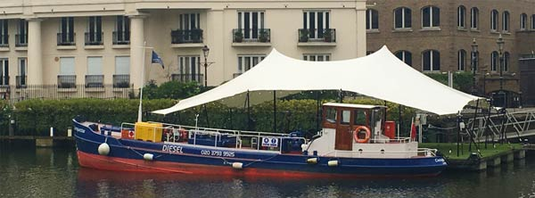 Thames Marine Services – Conquestor