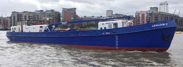 Armador II – Thames Marine Services