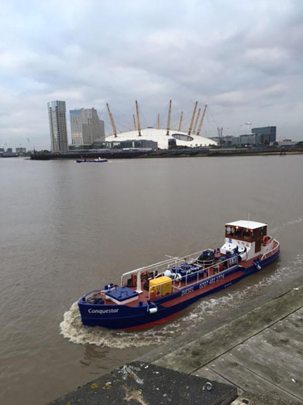 Conquestor - Thames Marine Services