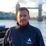 Jerry Captain Thames Marine Services