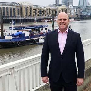 Thames Marine Services Director Joseph Ellis