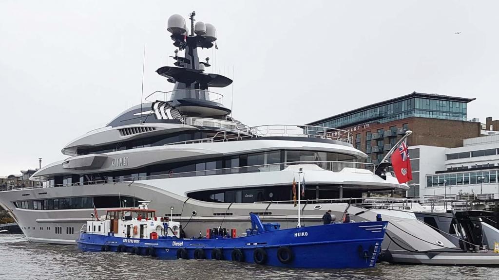 Thames-Marine-Services - Kismet