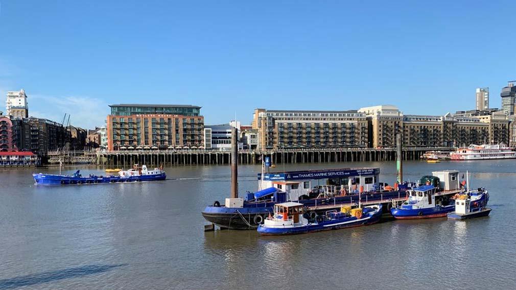 Thames Marine Services HQ St Kats