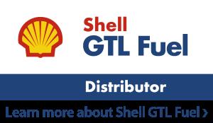 Shell GTL Fuel Distributor